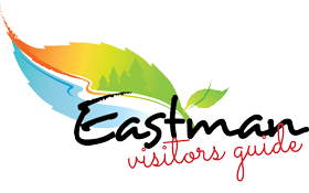 Eastman Tourism Visitor's Guide Logo