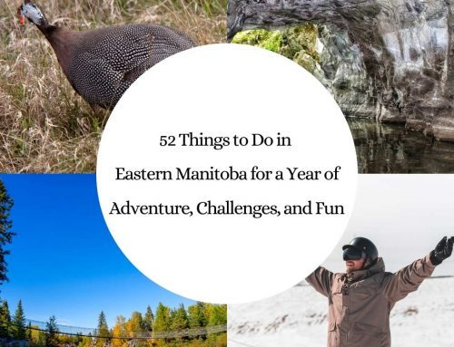52 Things to Do in Eastern Manitoba for a Year of Adventure, Challenges, and Fun