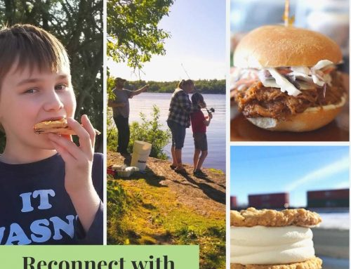 Reconnect with Picnics