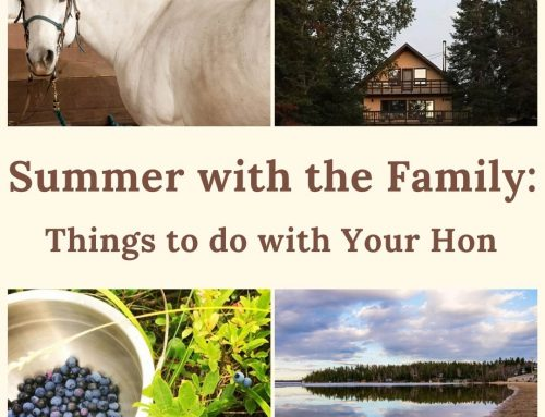 Summer with the Family: Things to do with Your Hon