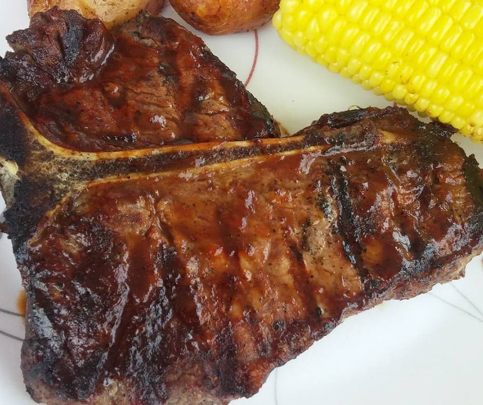 Get your BBQ going with meat from the Lac du Bonnet Farmers Market